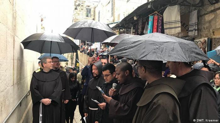 Israel: Good Friday in Jerusalem