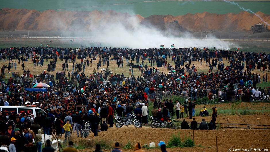Image result for march of millions gaza tinagers