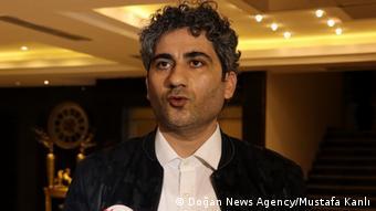 Afrin Kurtuluş Kongresi Sözcüsü Hasan Şindi