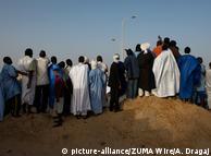 Протест рабів у Мавританії (архівне фото)