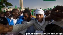 Sklaven in Mauretanien demonstrieren für Gleichberechtigung und soziale Eingliederung