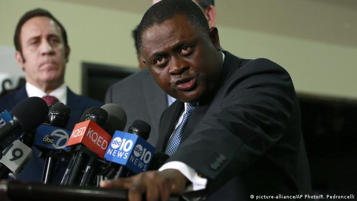 Bennet Omalu (picture-alliance/AP Photo/R. Pedroncelli)
