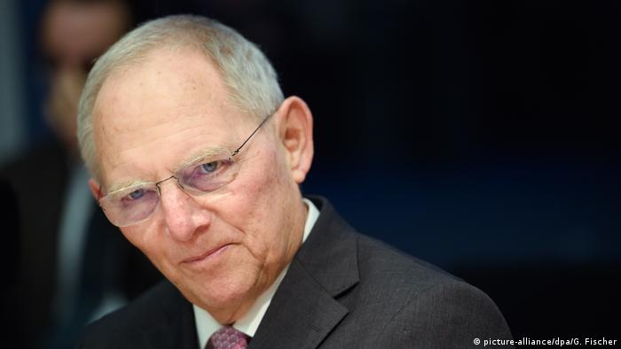 Wolfgang Schäuble (picture-alliance/dpa/G. Fischer)