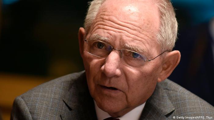 Wolfgang Schäuble (Getty Images/AFP/J. Thys)