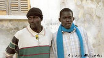 Senegalesen hoffen auf Zukunft in Europa