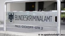 BKA , Bundeskriminalamt Meckenheim . Meckenheim den 07.06.2006 , Meckenheim Deutschland PUBLICATIONxINxGERxSUIxAUTxONLY Copyright: xThomasxImox BKA Bundeskriminalamt Meckenheim Meckenheim the 07 06 2006 Meckenheim Germany PUBLICATIONxINxGERxSUIxAUTxONLY Copyright xThomasxImox