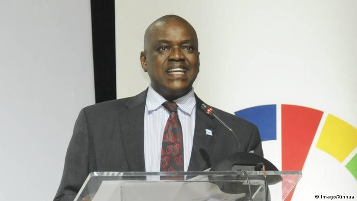 Botswana's incoming President Mokgweetsi Masisi