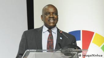 Botswana Vize-Präsident Mokgweetsi Masisi