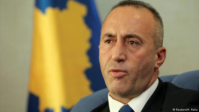 Kosovo Primierminister Ramush Haradinaj