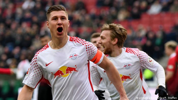 Bundesliga Hannover 96 - RB Leipzig (picture alliance/dpa/P. Steffen)