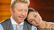 Boris Becker und seine Freundin Lilly Kerssenberg