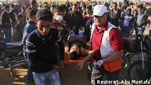 Israel Palästina | Proteste am Tag der Trauer | Gaza