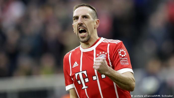 Bayern München Ribery