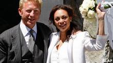 Hochzeit Boris Becker und Sharlely Kerssenberg