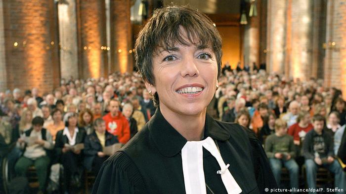 Evangelistička teološkinja Margot Kesman