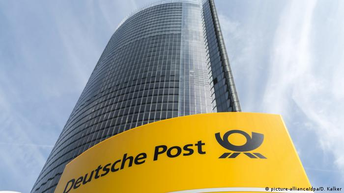 Centrala Deutsche Post AG w Bonn