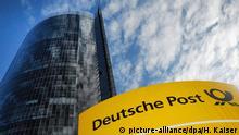 Deutschland Deutsche Post Zentrale in Bonn