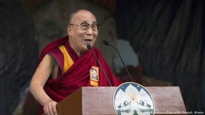 Gedenken 60. Jahrestag Exil für Tibeter