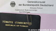 Visastelle deutsches Generalkonsulat in Istanbul