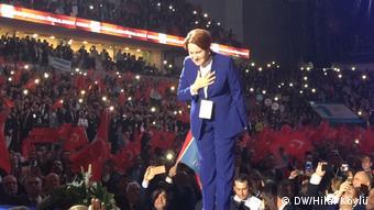 Türkei Ankara Parteitag IYI
