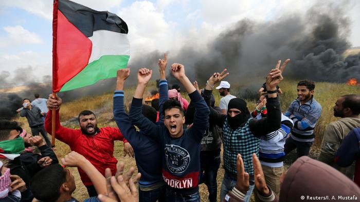 Gazastreifen Ausschreitungen