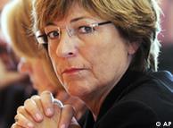 Ulla Schmidt promovió reformas no siempre bienvenidas.