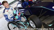 Billy Monger, Rennfahrer Großbritannien