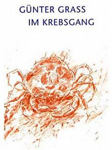 Buchcover: Grass - Krebsgang