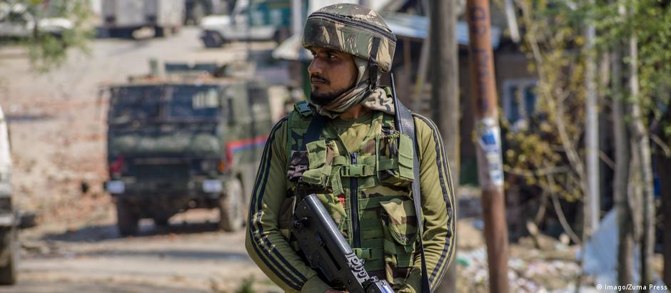 Kaschmir Unruhen