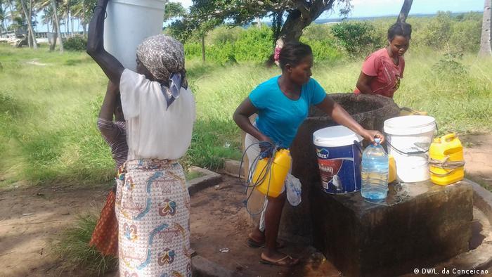 População de Inhambane está a consumir água não-potável