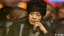 Bildnummer: 60814280 Datum: 10.12.2013 Copyright: imago/Gallo Images Nelson Mandela Memorial Services - DECEMBER 10 JOHANNESBURG, SOUTH AFRICA : Winnie Mandela attending Nelson Mandela s public Memorial Service at the FNB stadium on December 10, 2013, in Johannesburg, South Africa. The Father of the Nation passed away quietly on the evening of December 5, 2013 at his home in Houghton with family. He will be buried in Qunu for the official State funeral on December 15, 2013. ( PUBLICATIONxINxGERxSUIxAUTxONLY People Politik Gedenkfeier Gedenkfeier Trauerfeier Soccer City Stadium First National Bank Soweto x0x xsk 2013 quer Aufmacher premiumd