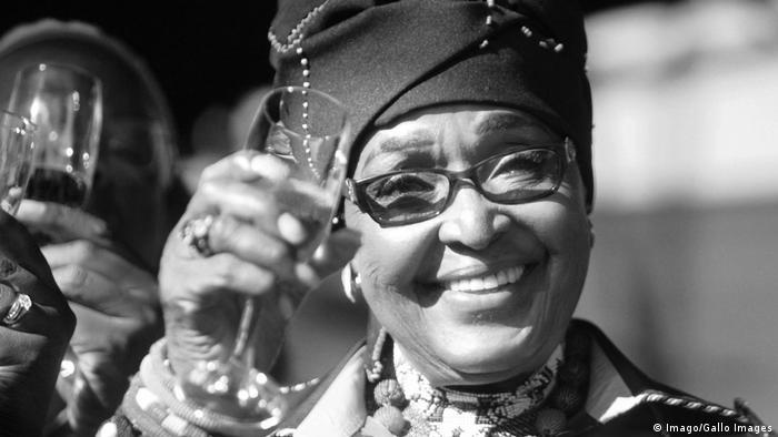 Winnie Mandela (photo: Imago/Gallo Images)