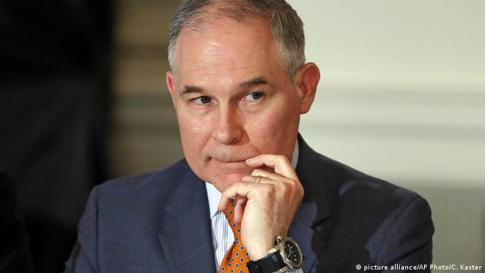 Scott Pruitt (picture alliance/AP Photo/C. Kaster)