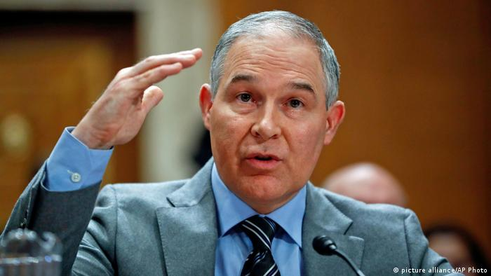 USA Scott Pruitt (picture alliance/AP Photo)