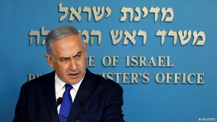 Israel PK Netanjahu (REUTERS)