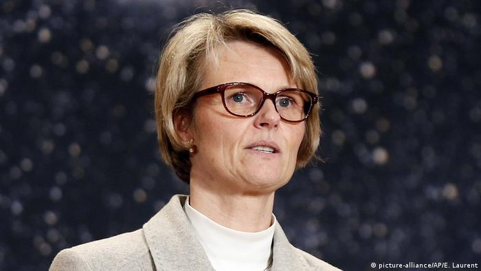 Министр образования и научных исследований Анья Карличек