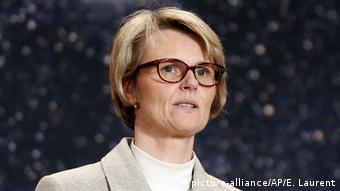 Ministra alemã da Educação, Anja Karliczek