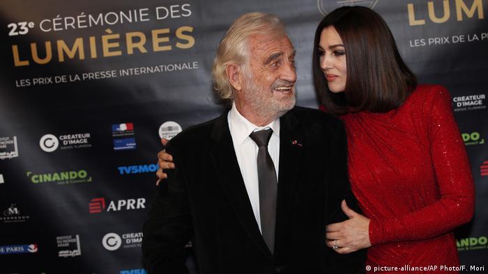 Jean-Paul Belmondo wird 85