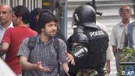 تصویری از ناآرامیهای تابستان ۱۳۸۸