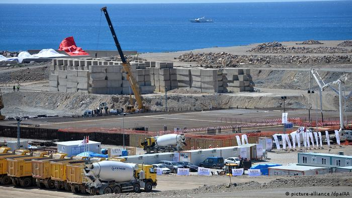 Начало строительства АЭС Аккую в провинции Мерсин на берегу Средиземного моря