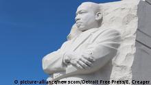 USA Martin Luther King, Jr. National Memorial in Washington