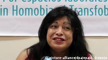 Argentinien Diana Sacayan, Transsexuelle Aktivistin ermordet
