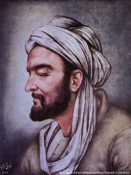 Avicenna (980-1037), Arabischer Arzt und Autor von zwei klassischen Texten (picture-alliance/dpa/Courtesy Everett Collection)