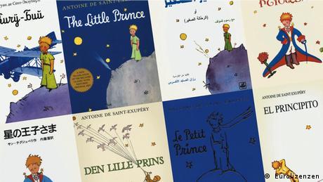 Маленький принц на разных языках