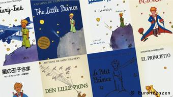 Buchcover von Der Kleine Prinz von Antoine de Saint-Exupéry ( Eurolizenzen)