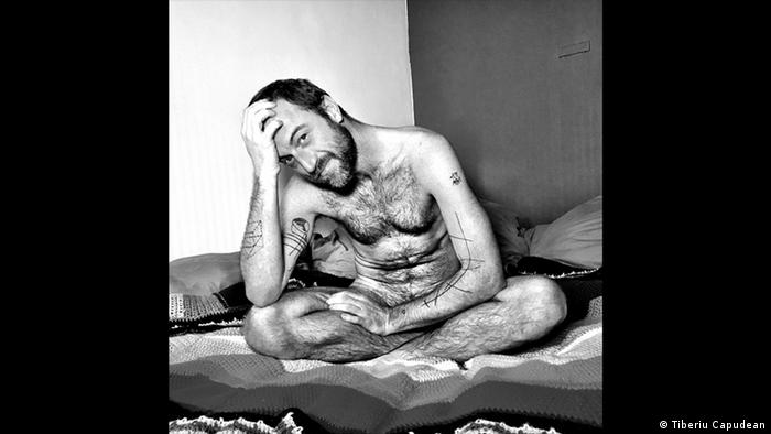 Photographic series NAKED, by Romanian artist Tiberiu Capudean