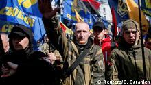 Ukraine Nationalisten Demonstration in Kiew