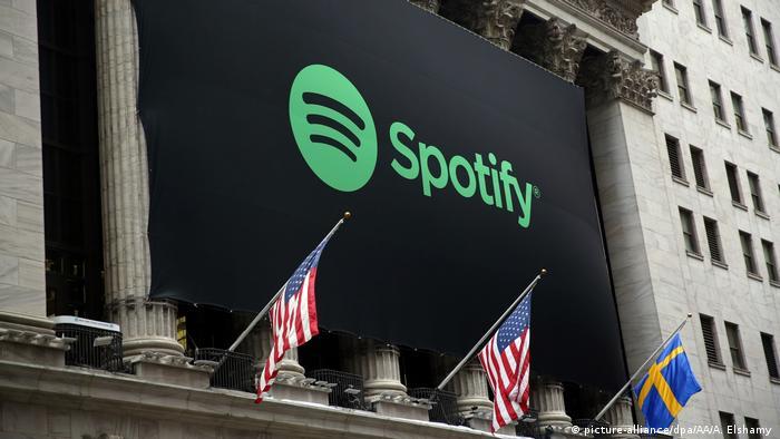 Spotify in New York
