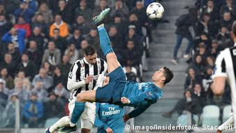 UEFA Champions League Viertelfinale   Juventus Turin vs. Real Madrid - Ronaldo 0:2