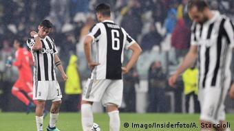 UEFA Champions League Viertelfinale | Juventus Turin vs. Real Madrid - Niederlage Juventus
